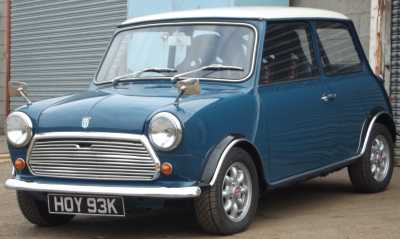 Our Services Classic Mini Restoration Company Specialists North